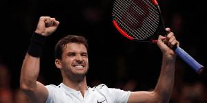 Australian Open, Dimitrov passa a fatica su McDonald. Ok Cilic e Nadal