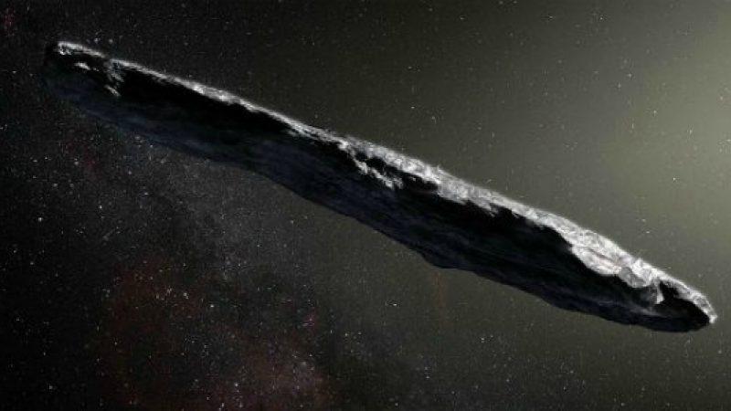 """Benvenuto asteroide """"Oumuamua"""", un intruso lungo 800 metri nel Sistema Solare"""