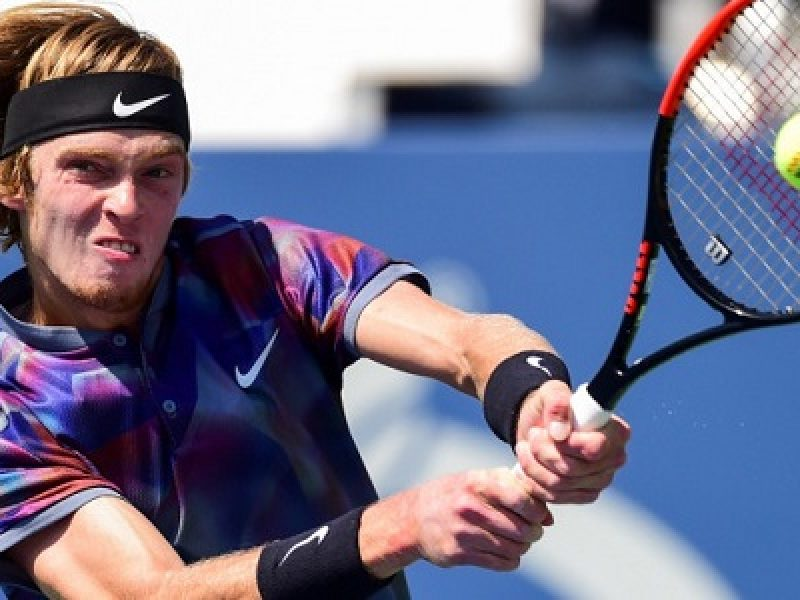 Rublev Next Gen ATP Finals