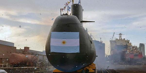 Sottomarino argentina san juan