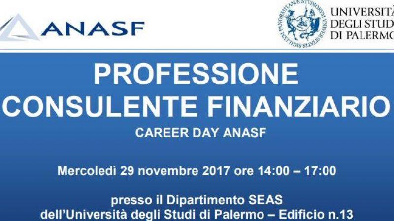 Placement ad Unipa: futuro e sviluppo della professione di consulente finanziario