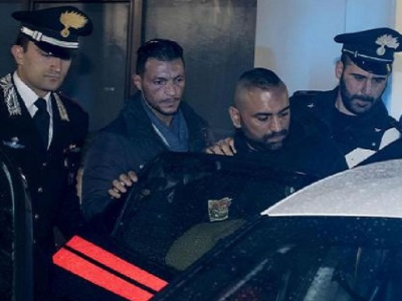 clan Fasciani Spada, mafia Ostia, mafia spada, processo clan Spada, Spada carcere, spada piervincenzi