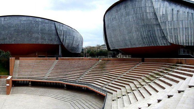 Sale Parco Della Musica Roma : Visita di cortesia all auditorium parco della musica u embajada de