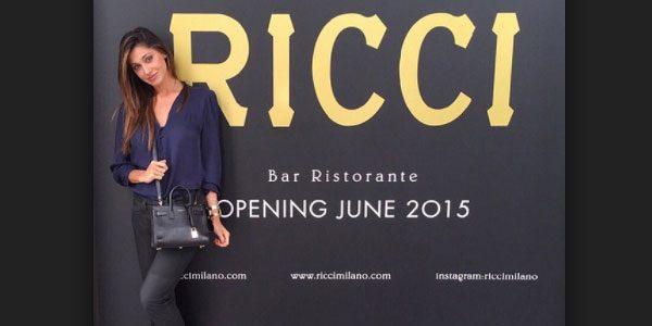 Milano, chiude il ristorante