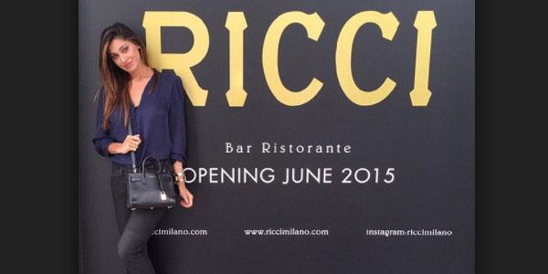 """Chiude il """"Ricci"""" di Milano, Bastianich: """"Con Belen? Non so se farò altro"""""""