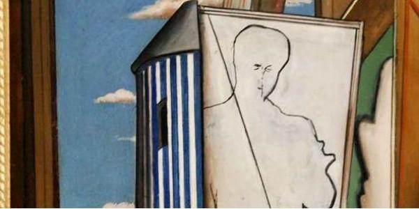 Rubata opera di De Chirico dal museo di Beziers in Francia