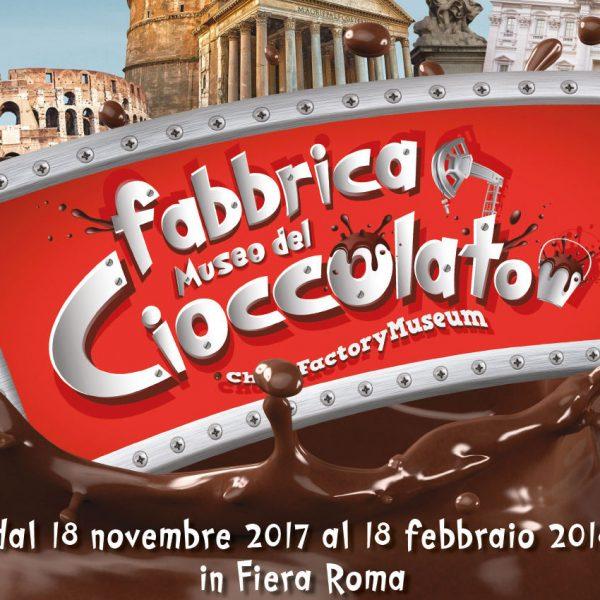 Roma, apre la Fabbrica di Cioccolato: laboratori, corsi e il Colosseo in cacao