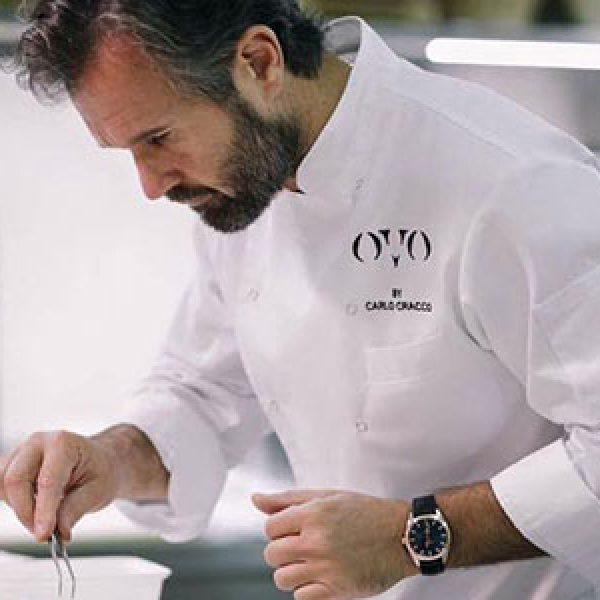 Guida Michelin 2018, Carlo Cracco perde una stella