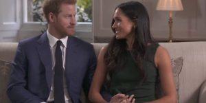 La storia d'amore tra il principe Harry e Meghan Markle diventa un film