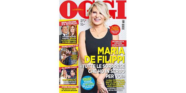 Maria De Filippi prende le difese di Ignazio Moser e Cecilia Rodrìguez