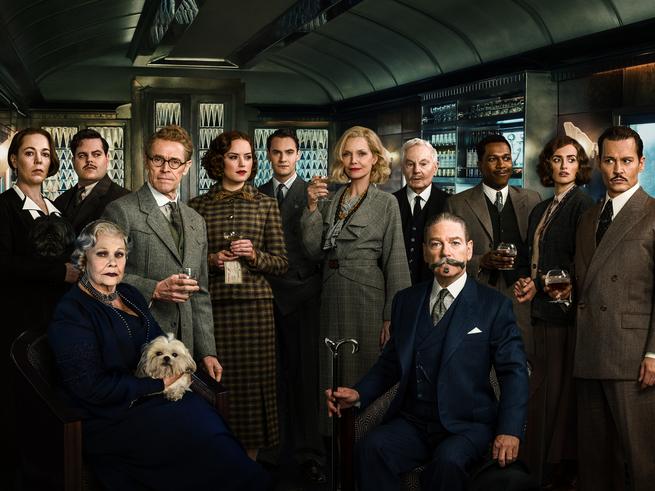 Assassinio sull'Orient Express, Agatha Christie torna sul grande schermo