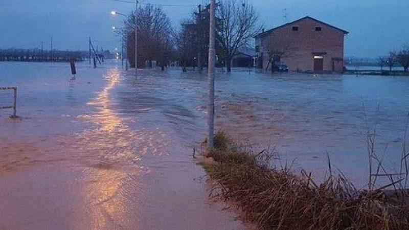 Maltempo in Emilia Romagna, emergenza finita |Adesso si contano i danni, tante le persone sfollate