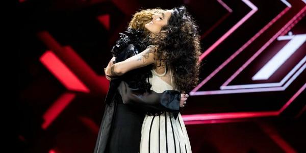 """X Factor 11, Levante triste per l'eliminazione di Rita Bellanza: """"Adesso impara a usare le tue ali"""""""