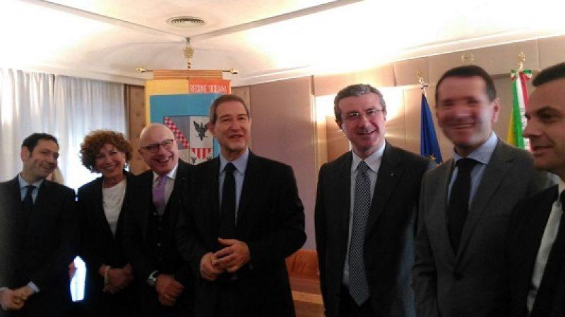 """Musumeci promette una nuova regione in 2 anni    """"Figuccia? Scelta che va rispettata. Nessuna crisi"""""""