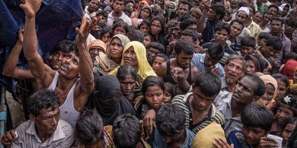Birmania, 6.700 Rohingya uccisi in un mese