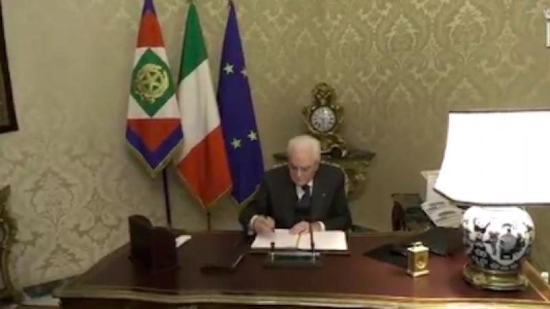 Elezioni, Mattarella scioglie le Camere   Il Governo ha scelto, si vota il 4 marzo