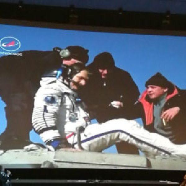 L'astronauta Paolo Nespoli torna sulla Terra | Dopo 139 giorni si conclude la missione