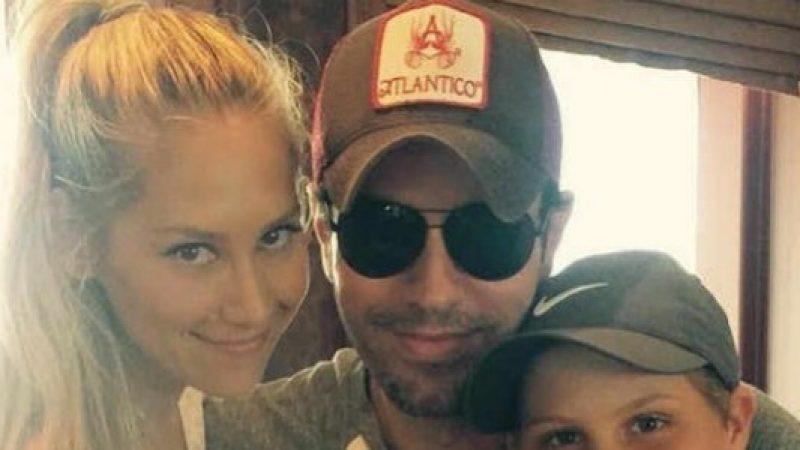 Enrique Iglesias e Anna Kournikova neo genitori, la sorpresa ai fan