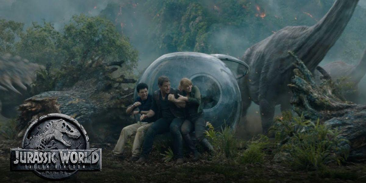 """""""Jurassic World: il regno distrutto"""": on line il nuovo teaser"""