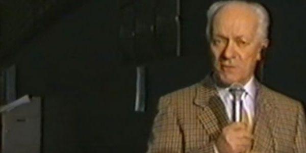 Addio Everardo Dalla Noce, storica voce della Rai