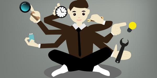Essere multitasking non è un bene: a rischio la memoria e il QI