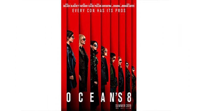 """""""Ocean's 8"""", uno spin-off tutto al femminile della saga di Steven Soderbergh /TRAILER"""