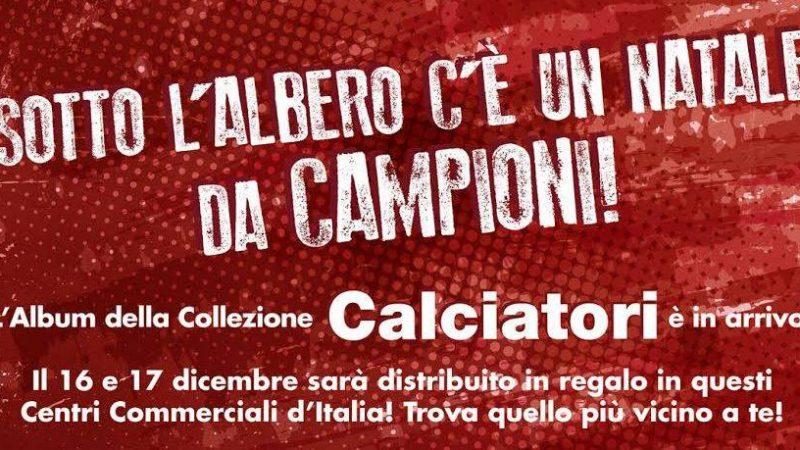 Panini Tour. Al Forum Palermo | Il lancio della collezione calciatori 2017/18