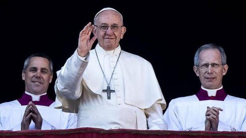 """Papa Francesco: """"Un mafioso non può dirsi cristiano"""""""