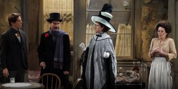 """""""Will and Grace"""", puntata di Natale speciale ambientata nel 1912"""