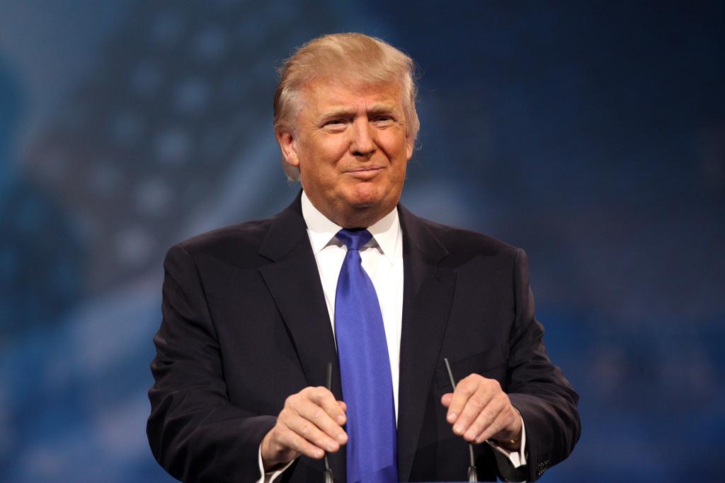 Il signor Donald Trump, amato e odiato…