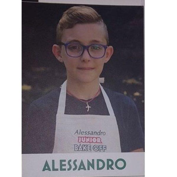 Chi è Alessandro Iudice, vincitore Junior Bake Off Italia