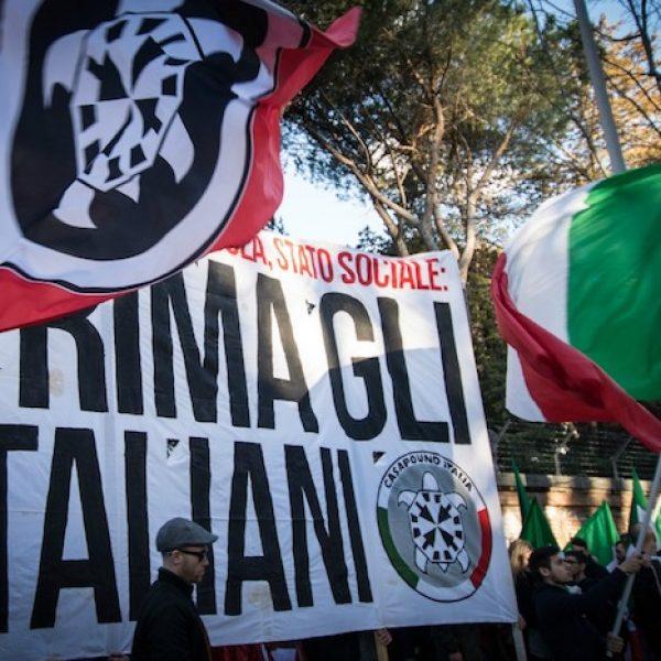 Livorno, militante di Casapound picchiato: è un militare