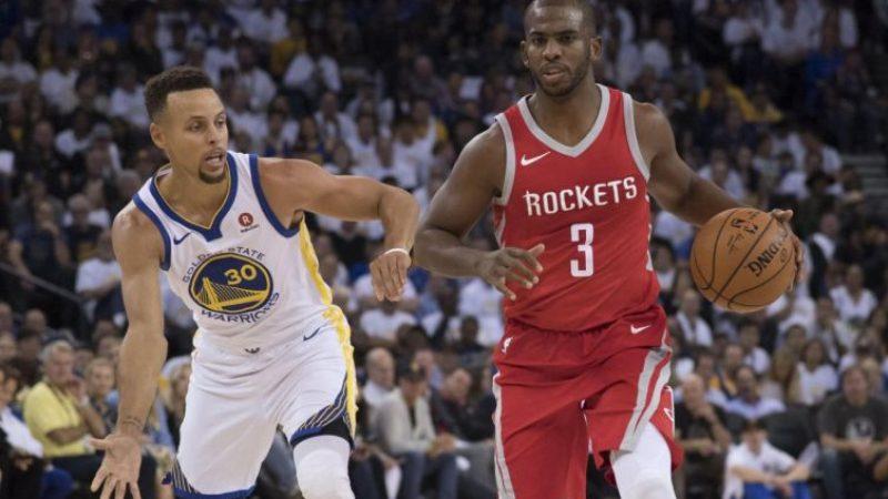 NBA, Houston accorcia su Golden State. Cavs, crisi senza fine