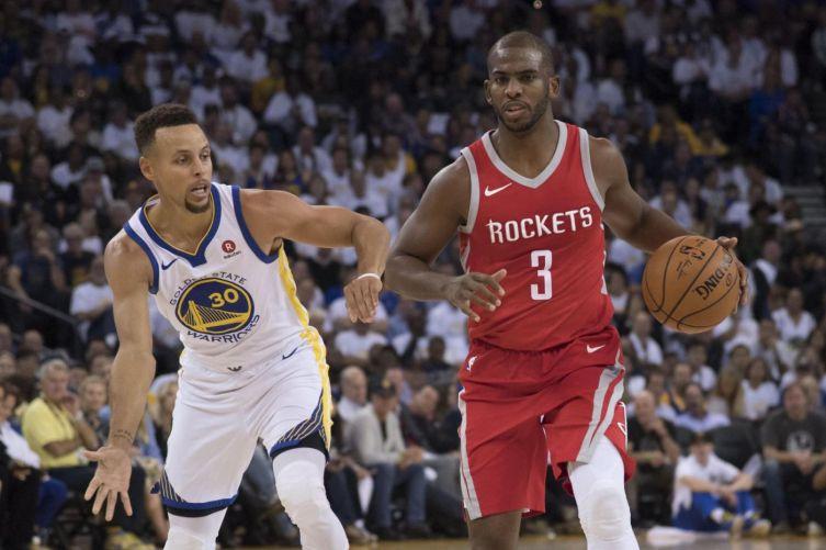 NBA, Rockets-Warriors è la finale della Western Conference