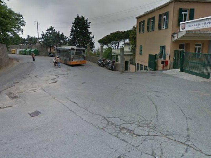 Tragedia a Genova: disabile muore carbonizzato