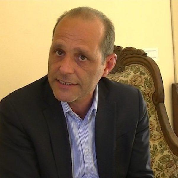 Marco Giorgianni, il sindaco di Lipari che