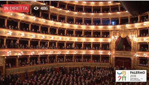 """Palermo è Capitale della Cultura: """"Siamo una vetrina internazionale"""""""
