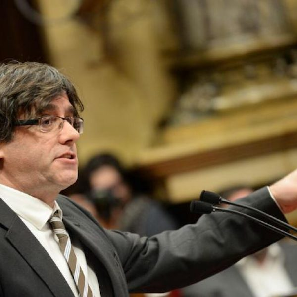 Puigdemont, respinta richiesta mandato arresto