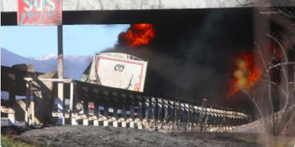Incidente mortale sulla A21, il conducente della cisterna è sopravvissuto