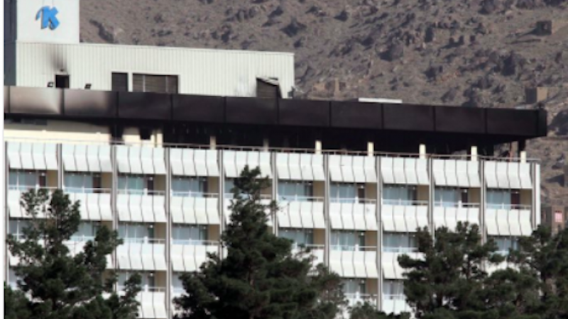 "Kabul, assalto all'Hotel Intercontinental: ""15 morti"""