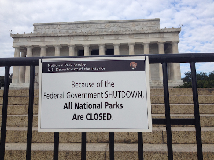 """Usa, scatta lo """"shutdown"""": chiudono gli uffici federali"""