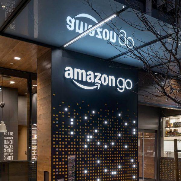 Amazon Go, ecco come faremo la spesa nel futuro-VIDEO