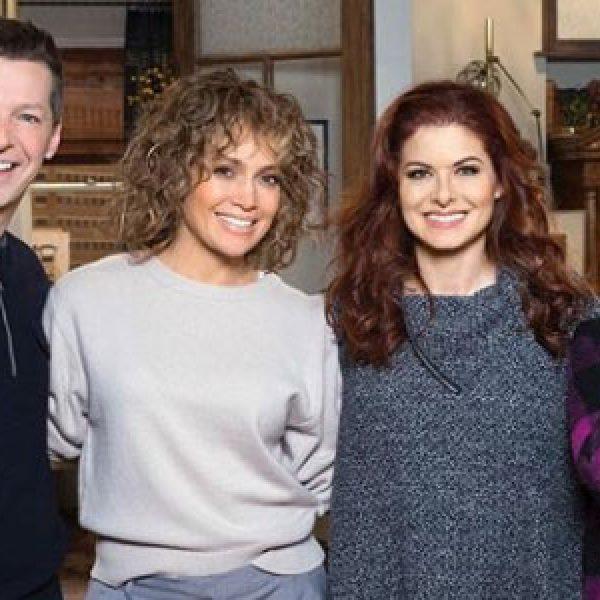 Anche J-Lo nella nuova stagione di Will & Grace