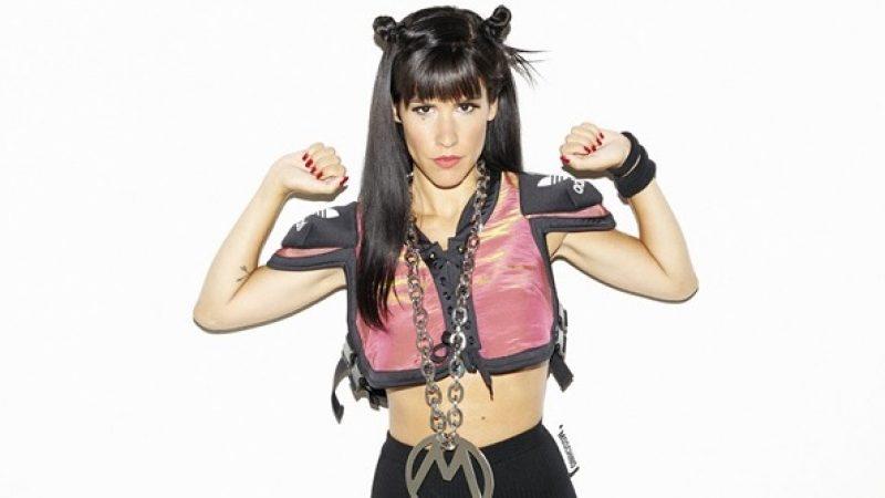 """Baby K, cantante da record con """"Roma-Bangkok"""""""