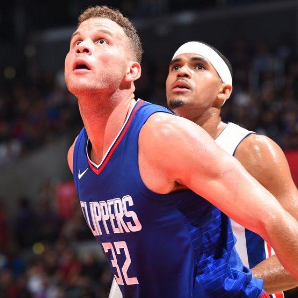 NBA, Blake Griffin passa ai Pistons: ai Clippers Bradley e Harris