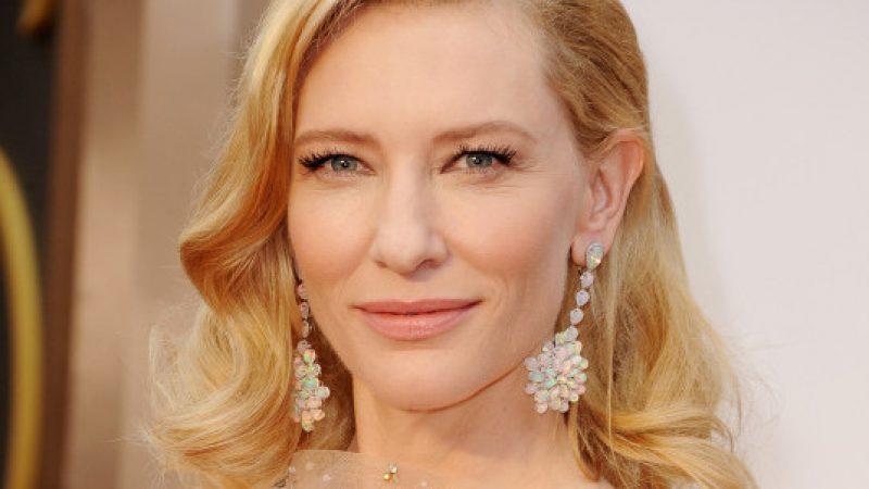 Cannes 2018, sarà Cate Blanchett la presidente di giuria