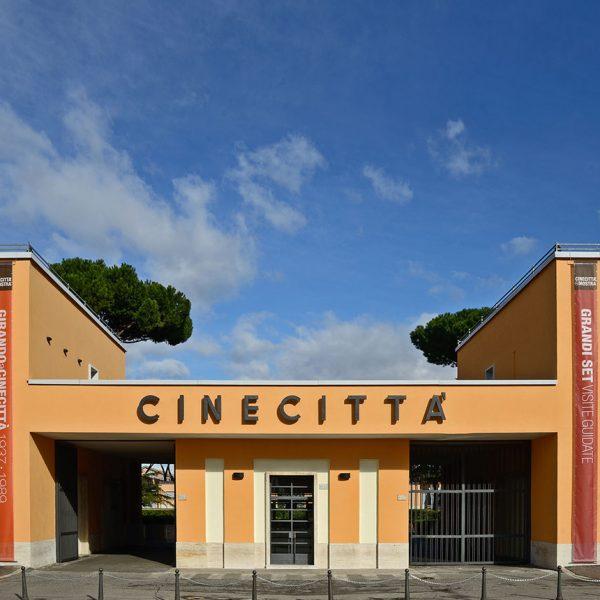 Cinecittà, nuovi teatri e un nuovo museo entro il 2018