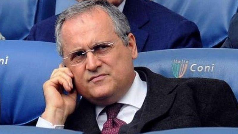 FIGC, salta la candidatura di Lotito. Mancano le firme necessarie