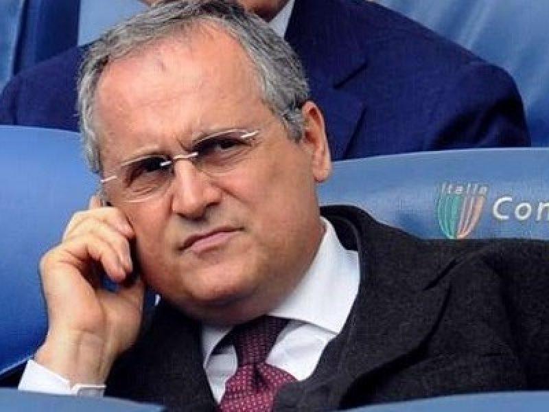 Lotito FIGC