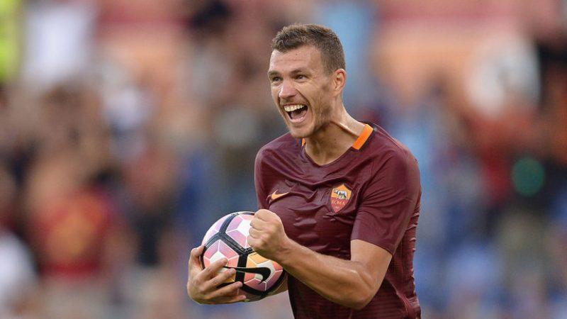 Roma, Dzeko ha detto sì al Chelsea. Si lavora all'accordo tra club